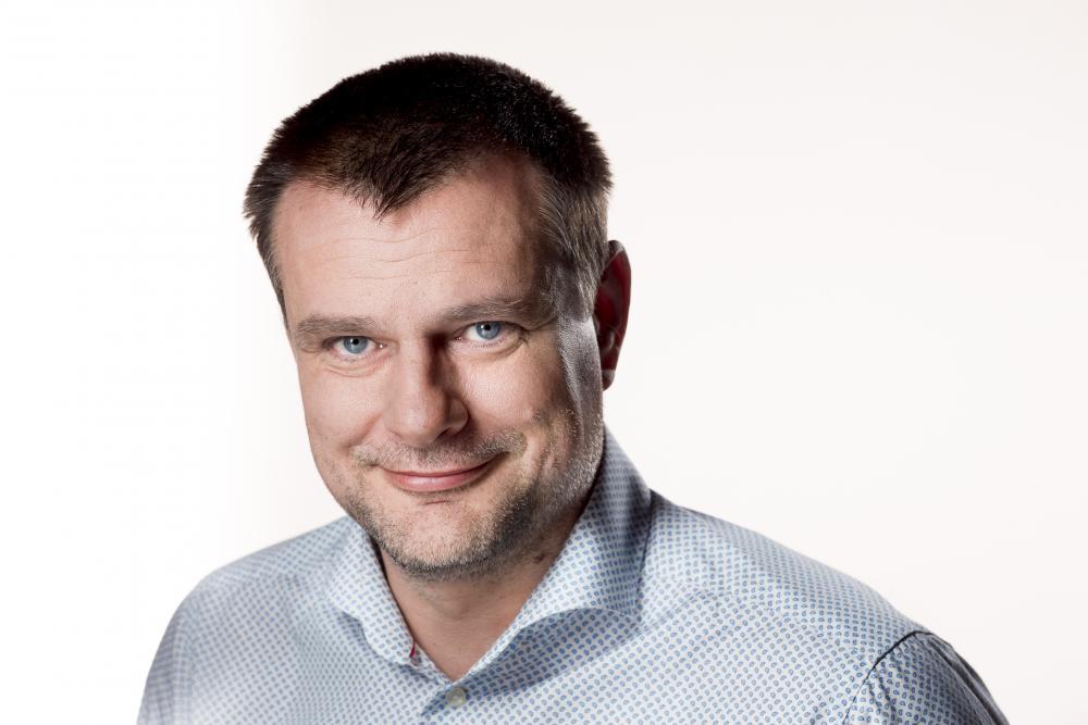 Næstformand for BR, Lars Weiss (Soc.dem)